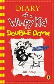 Diary of a Wimpy Kid : Double Down : Book 11  - Kinney, Jeff