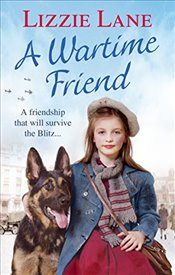 Wartime Friend - Lane, Lizzie