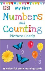 My First Numbers and Counting : Picture Cards -