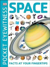 Pocket Eyewitness Space : Facts at Your Fingertips -