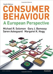 Consumer Behaviour : A European Perspective - Solomon, Michael R.