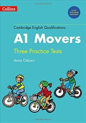 Practice Tests for A1 Movers : Cambridge English Qualifications - Osborn, Anna