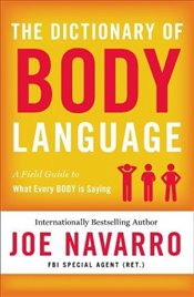 Dictionary of Body Language - Navarro, Joe
