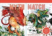 Myth Match : A Fantastical Flipbook of Extraordinary Beasts - Good Wives and Warriors