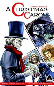 Christmas Carol (Campfire Graphic Novels) - Dickens, Charles