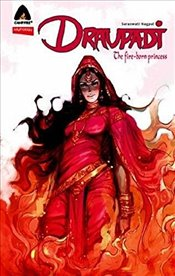 Draupadi (Mythology) (Campfire Graphic Novels) - Nagpal, Saraswati