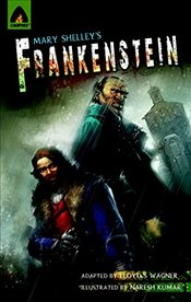 Frankenstein (Campfire Graphic Novels) - Shelley, Mary