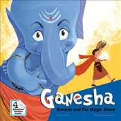 Ganesha : Ravana and the Magic Stone (Campfire Graphic Novels) - Dutta, Sourav