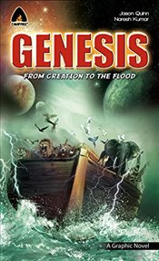 Genesis : From Creation to the Flood (Campfire Graphic Novels) - Quinn, Jason