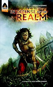 In Defense of the Realm (Campfire Graphic Novels) - Deshpande, Sanjay