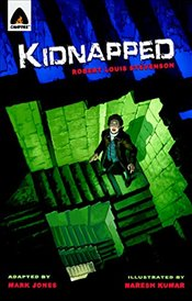 Kidnapped (Campfire Graphic Novels) - Stevenson, Robert Louis