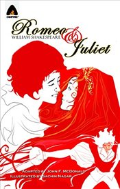 Romeo and Juliet (Campfire Graphic Novels) - Shakespeare, William