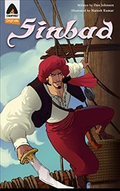 Sinbad : The Legacy (Campfire Graphic Novels) - Johnson, Dan