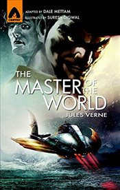 Master of the World The - Verne, Jules