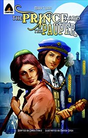 Prince and the Pauper (Campfire Graphic Novels) - Twain, Mark