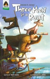 Three Men in a Boat (Campfire Graphic Novels) - Jerome, Jerome K.