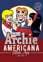 Best of Archie Americana Vol. 2 Silver Age (Best of Archie Comics) - Superstars, Archie