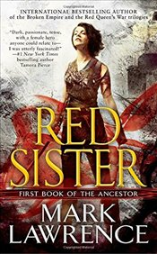 Red Sister (Book of the Ancestor) - Lawrence, Mark