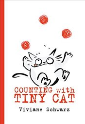 Counting with Tiny Cat - Schwarz, Viviane