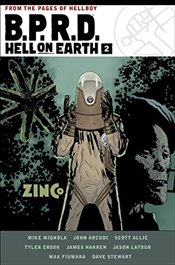 B.P.R.D. Hell on Earth Volume 2 - Mignola, Mike