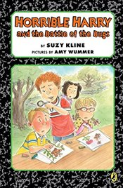 Horrible Harry and the Battle of the Bugs - Kline, Suzy