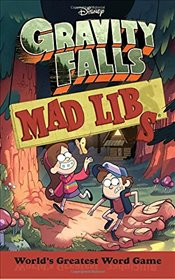 Gravity Falls Mad Libs - Macchiarola, Laura