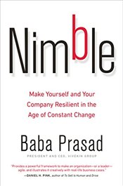 Nimble: Make Yourself and Your Company Resilient in the Age of Constant Change - Prasad, Baba
