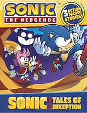 Sonic and the Tales of Deception (Sonic the Hedgehog) - Black, Jake