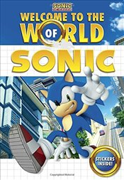 Welcome to the World of Sonic (Sonic the Hedgehog) - Cordill, Lloyd