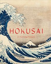 Hokusai: 22 Pull-Out Posters (Poster Books) - Forrer, Matthi