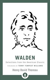 Walden: Selections from the American Classic (Shambhala Pocket Library) - Thoreau, Henry David