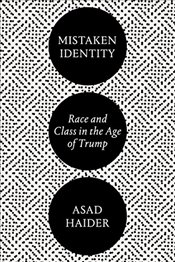 Mistaken Identity : Race and Class in the Age of Trump - Haider, Asad