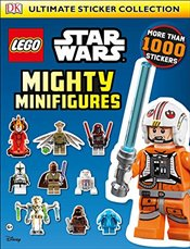 Lego Star Wars: Mighty Minifigures (DK Ultimate Sticker Collections) - DK,