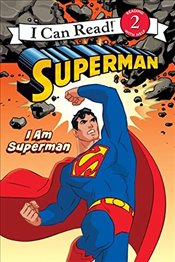 I am Superman (I Can Read Books: Level 2) - Teitelbaum, Michael