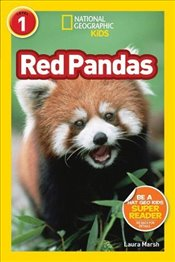National Geographic Kids Readers : Red Pandas - Marsh, Laura