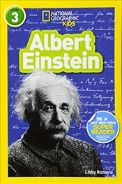 National Geographic Kids Readers : Albert Einstein - Romero, Libby