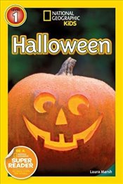 National Geographic Kids Readers: Halloween (National Geographic Kids Readers: Level 1) - Marsh, Laura