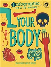 Your Body (Infographic How It Works) - Publishers, Wayland