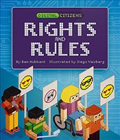 My Rights and Rules (Digital Citizens) - Hubbard, Ben