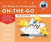 Get Ready for Kindergarten On-The-Go (Get Ready for School) - Stella, Heather