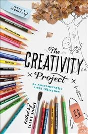 Creativity Project: An Awesometastic Story Collection - Sharp, Colby
