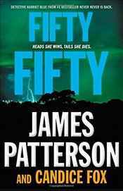 Fifty Fifty (Harriet Blue) - Patterson, James