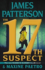 17th Suspect (Womens Murder Club) - Patterson, James