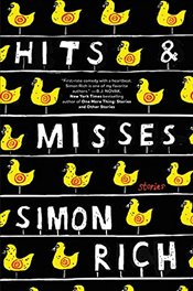 Hits and Misses: Stories - Rich, Simon