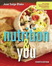 Nutrition and You - Blake, Joan Salge