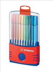 Stabilo - Pen 6820-031 Color Parade (20 Renk) -