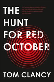 Hunt for Red October - Clancy, Tom