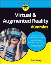 Virtual & Augmented Reality For Dummies (For Dummies (Computer/tech)) - Mealy, Paul