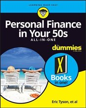 Personal Finance in Your 50s All-in-One For Dummies (For Dummies (Business & Personal Finance)) - Dummies, Consumer