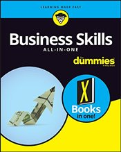 Business Skills All-in-One For Dummies (For Dummies (Business & Personal Finance)) - Dummies, Consumer